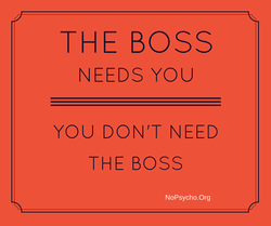 The Boss Needs You, You Don't Need the Boss Picture