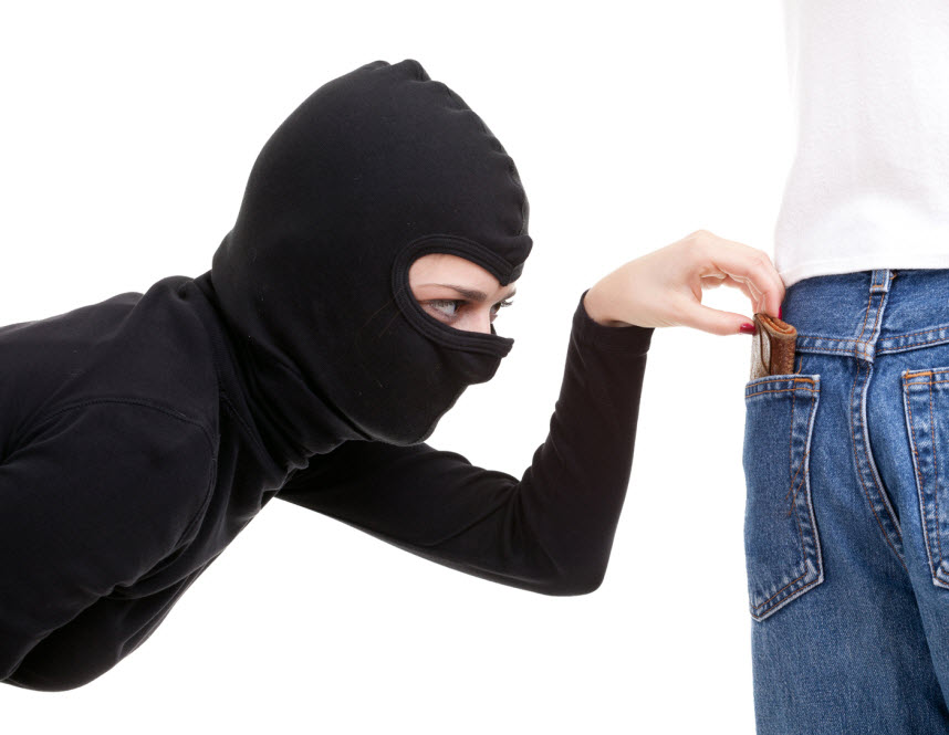 Female Pickpocket