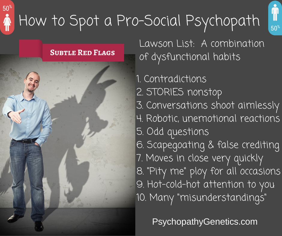 ProSocial Psychopath Picture